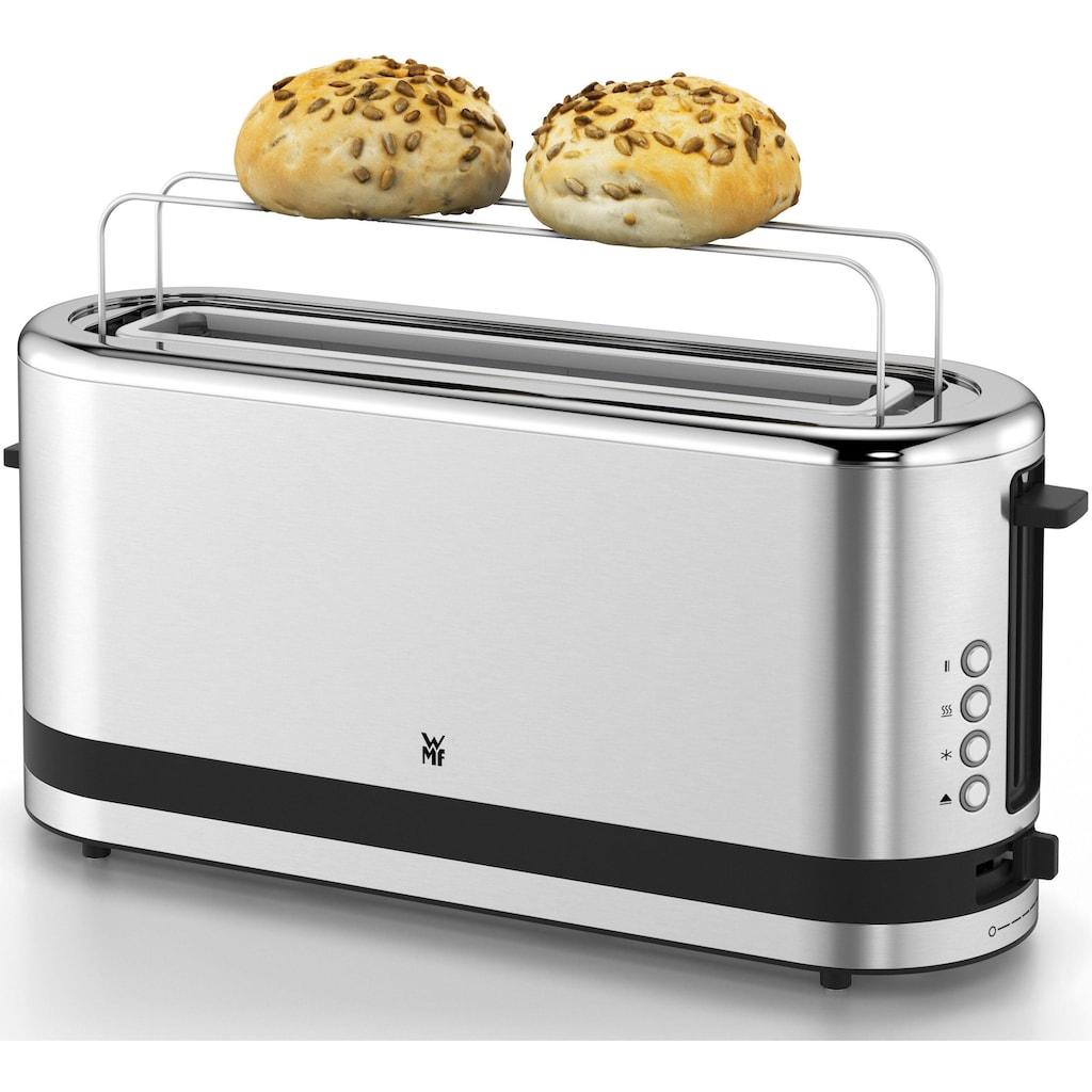 WMF Toaster »KÜCHENminis®«, 1 langer Schlitz, 900 W