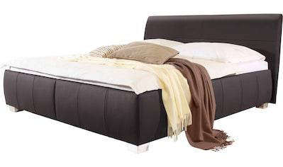 ADA premium Polsterbett »Tiana«, mit Bettkasten, inklusive Lattenrost kaufen