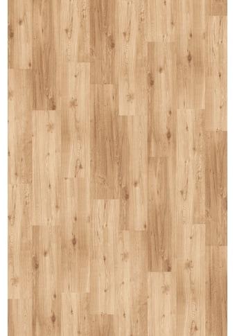 Infloor Teppichfliese »Velour Holzoptik Eiche natur«, rechteckig, 6 mm Höhe, 14 Stück,... kaufen