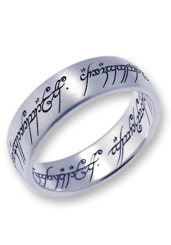 Der Herr der Ringe Fingerring »Der Eine Ring - Edelstahl, 10004022«, Made in Germany kaufen