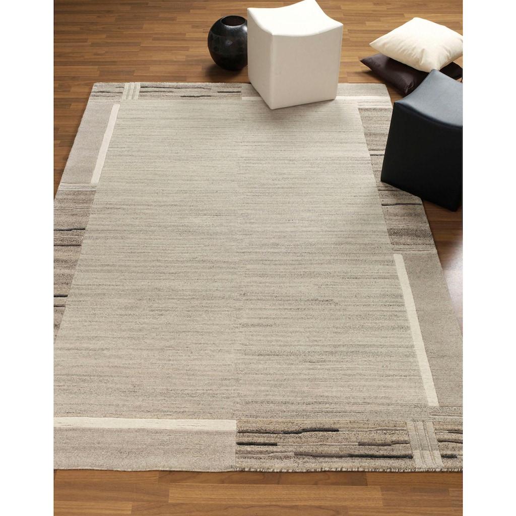 OCI DIE TEPPICHMARKE Orientteppich »Savana Kite«, rechteckig, 6 mm Höhe, handgeknüpft, Wohnzimmer