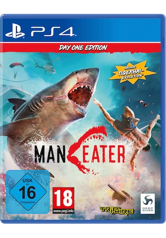Deep Silver Spiel »Maneater Day One Edition«, PlayStation 4 kaufen