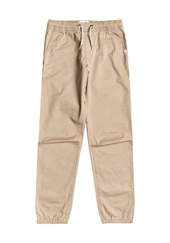 Quiksilver Jogger Pants »Mushy Rush« kaufen