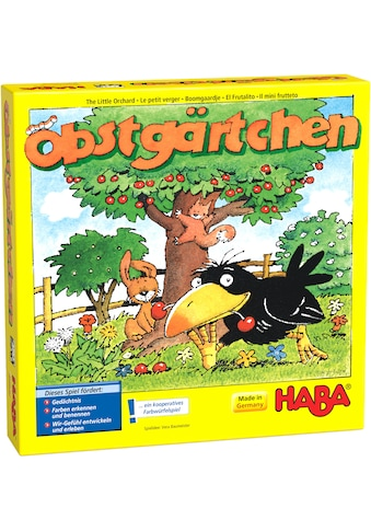 Haba Spiel »Obstgärtchen«, Made in Germany kaufen