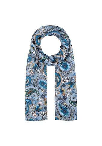 Codello Paisley-Schal aus recyceltem Polyester kaufen