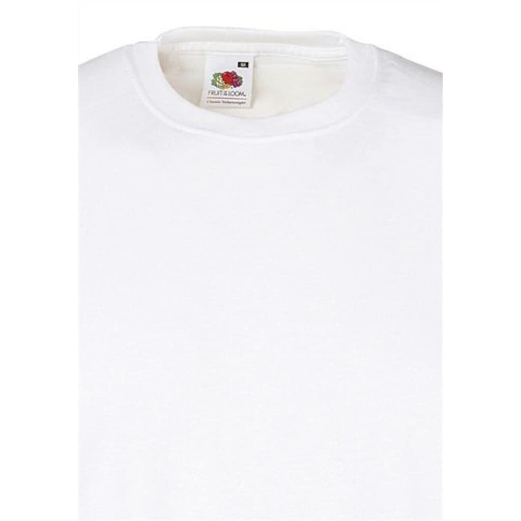 Fruit of the Loom T-Shirt, aus reiner Baumwolle