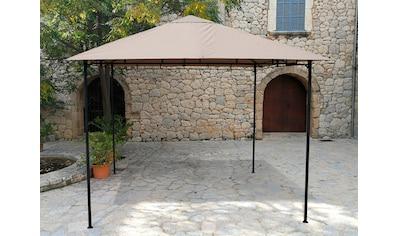 GRASEKAMP Pavillon »Antik Rimini Flex«, LxBxH: 293x293x263 cm kaufen