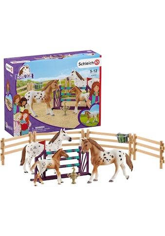 """Schleich® Spielwelt """"Horse Club, Lisas Turnier - Training (42433)"""" kaufen"""