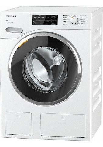 Waschmaschine Frontlader, Miele, »WWG660 WPS TDos&9 kg W1« kaufen