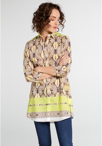 Eterna Hemdbluse »MODERN CLASSIC«, Dreiviertelarm Blusenkleid kaufen