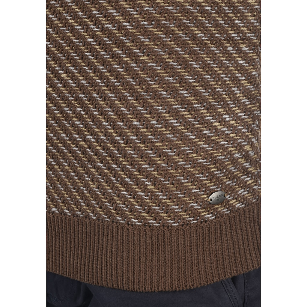 Blend Strickpullover »Calisto«, Strickpulli aus Grobstrick
