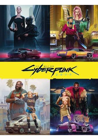 Buch »Die Welt von Cyberpunk 2077 / DIVERSE« kaufen