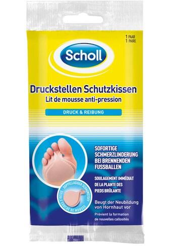 Scholl Fußpolster »Druckstellen Schutzkissen«, für den Fußballen kaufen