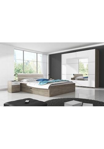 Schlafzimmer-Set »Beta«, (4 St.) kaufen