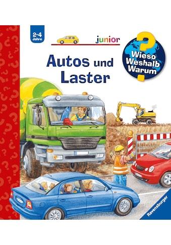 Buch »Autos und Laster / Andrea Erne, Ursula Weller« kaufen