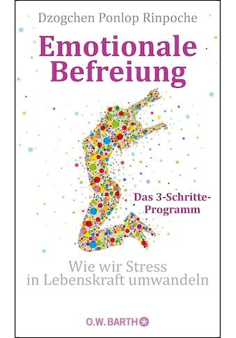 Buch »Emotionale Befreiung / Dzogchen Ponlop Rinpoche, Susanne Kahn-Ackermann« kaufen