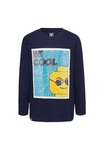"""LEGO® Wear Langarmshirt »CM-50313«, """"Be Cool Schiftzug"""" kaufen"""