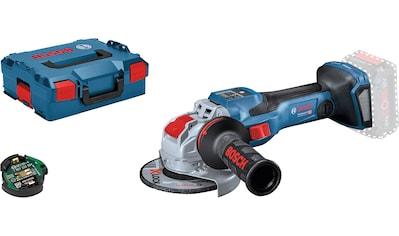 Bosch Professional Akku-Winkelschleifer »GWS 18V-15 SC Professional«, leistungsstark,... kaufen