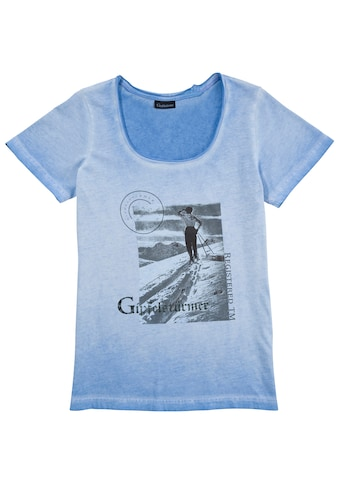 OS-Trachten Trachtenshirt, mit Printmotiv kaufen