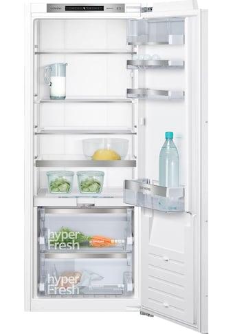 SIEMENS Einbaukühlschrank iQ700, 139,7 cm hoch, 55,8 cm breit kaufen