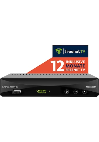 Digitalbox DVB - T2 HD Receiver mit 12 Monate freenet TV und PVR Funktion »T2 IR Plus« kaufen