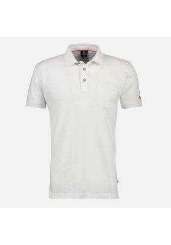 LERROS Poloshirt, in leichter Baumwoll-Leinenqualität, mit Brusttasche kaufen
