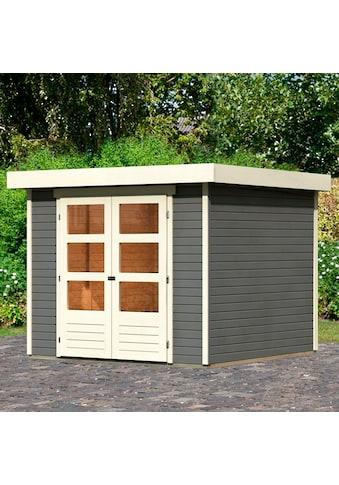 Karibu Gartenhaus, »Arnis 3,5« kaufen
