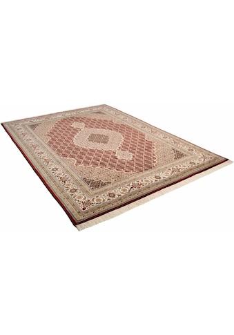 THEKO Orientteppich »Mahi Tabriz«, rechteckig, 12 mm Höhe, Flor aus 30% Seide,... kaufen