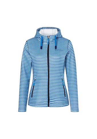 DEPROC Active Kapuzensweatjacke »MONICA MEADOWS Women«, in Strickoptik kaufen