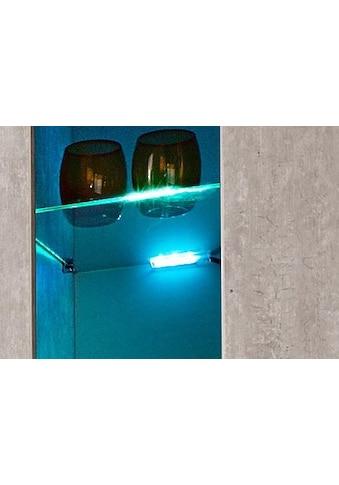 LED Glaskantenbeleuchtung, 5 St., Farbwechsler kaufen