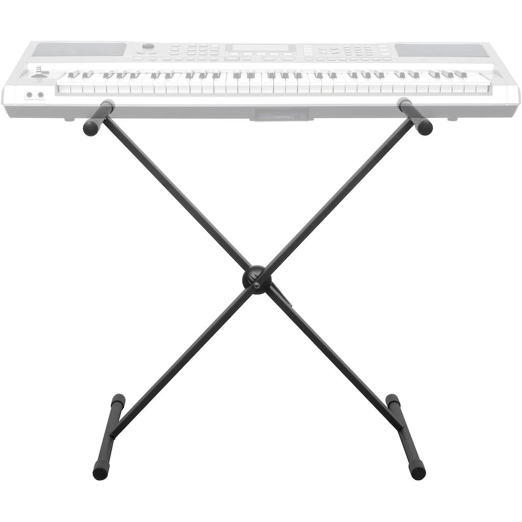Cascha Keyboardständer »Single X-Frame«