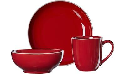 """Ritzenhoff & Breker Frühstücks - Set """"Linus"""" (3 - tlg.), Steinzeug kaufen"""