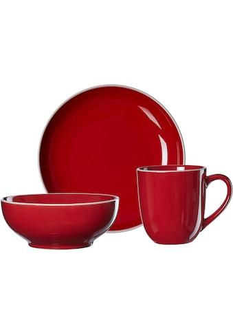 Ritzenhoff & Breker Frühstücks-Geschirrset »Linus«, (Set, 3 tlg.) kaufen