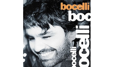 Musik-CD »Bocelli (Remastered) / Bocelli,Andrea« kaufen