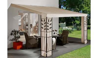 KONIFERA Anbaupavillon »Salina 2«, BxT: 400x300 cm kaufen