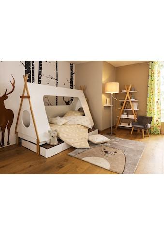 Lüttenhütt Regal »Dolidoo«, in skandinavischem Look, Leiterregal für Kinder- oder... kaufen