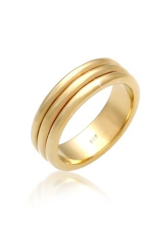 Elli Fingerring »Paarring Drei Ringe Trauring Hochzeit 925 Silber« kaufen
