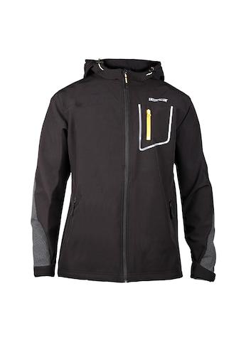 CATERPILLAR Softshelljacke »Workwear Capstone Herren Softshell-Jacke mit Kapuze« kaufen