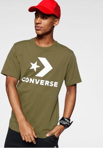 Converse T - Shirt »CONVERSE STAR CHEVRON TEE« kaufen