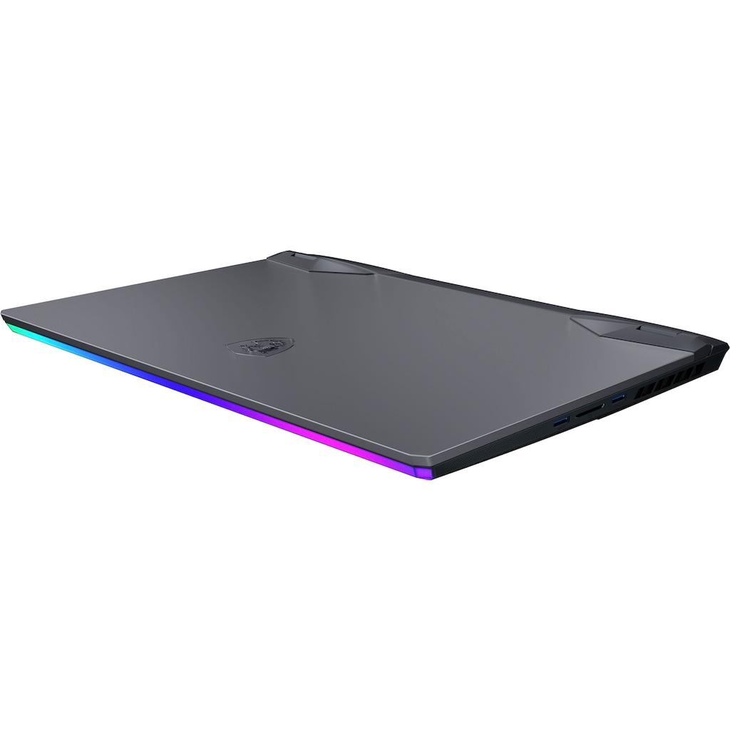 """MSI Gaming-Notebook »GE66 Raider 10UE-262«, (39,6 cm/15,6 """" Intel Core i7 GeForce RTX™ 3060\r\n 1000 GB SSD), Kostenloses Upgrade auf Windows 11, sobald verfügbar"""
