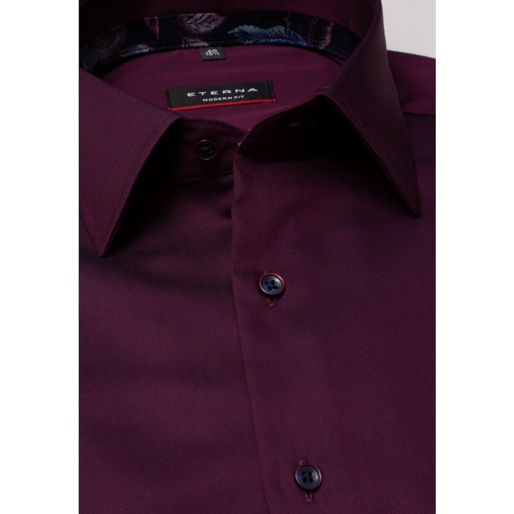 Eterna Businesshemd »MODERN FIT«, Langarm