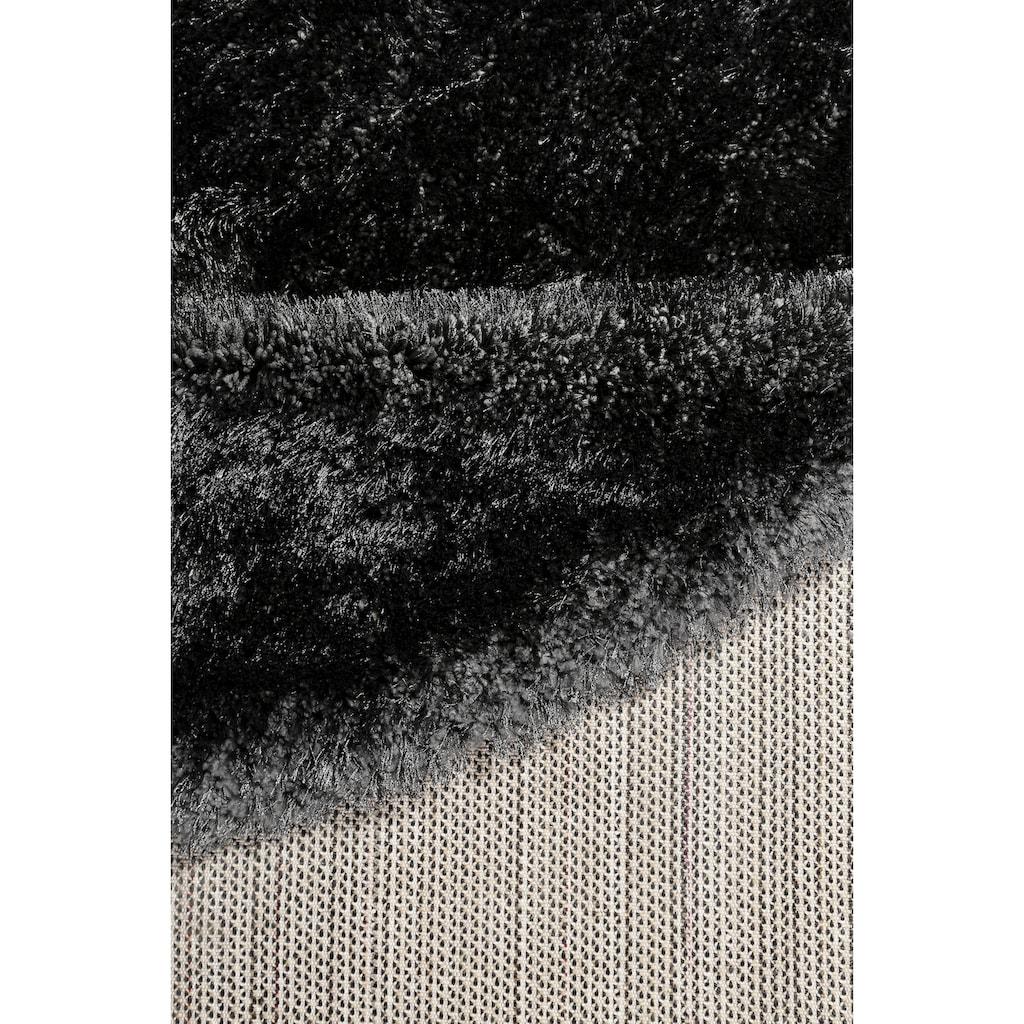 Esprit Hochflor-Teppich »Spa«, rund, 40 mm Höhe, Wohnzimmer