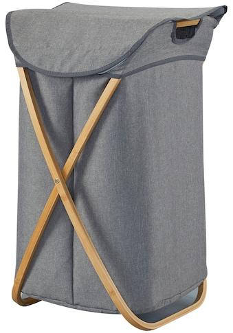 WELLTIME Wäschekorb »Costa Rica«, Wäschebox, 40 cm breit, Bambus kaufen