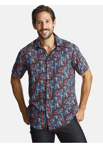 Charles Colby Kurzarmhemd »DUKE NIGEL«, aus sommerlicher Viskose kaufen