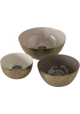 BOLTZE Kerzenhalter »Jaryn«, aus Eisen, in drei unterschiedlichen Größen kaufen
