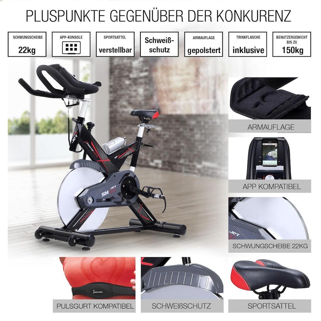 Sportstech Speedbike »SX400«