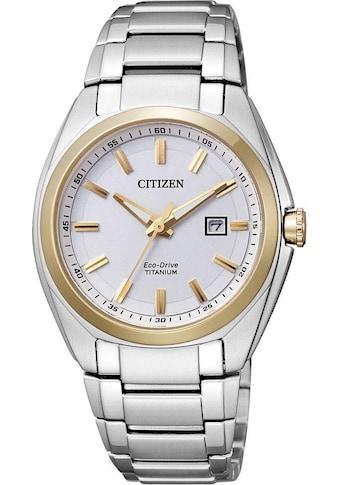 Citizen Titanuhr »Super Titanium, EW2214 - 52A« kaufen