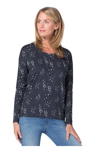 Ambria Longshirt mit Sternchen - Print kaufen