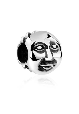Nenalina Charm-Einhänger »Mann im Mond Bead Anhänger Halloween 925 Silber« kaufen