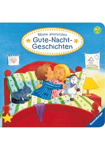 Buch »Meine allerersten Gute-Nacht-Geschichten / Frauke Nahrgang, Bernd Penners,... kaufen